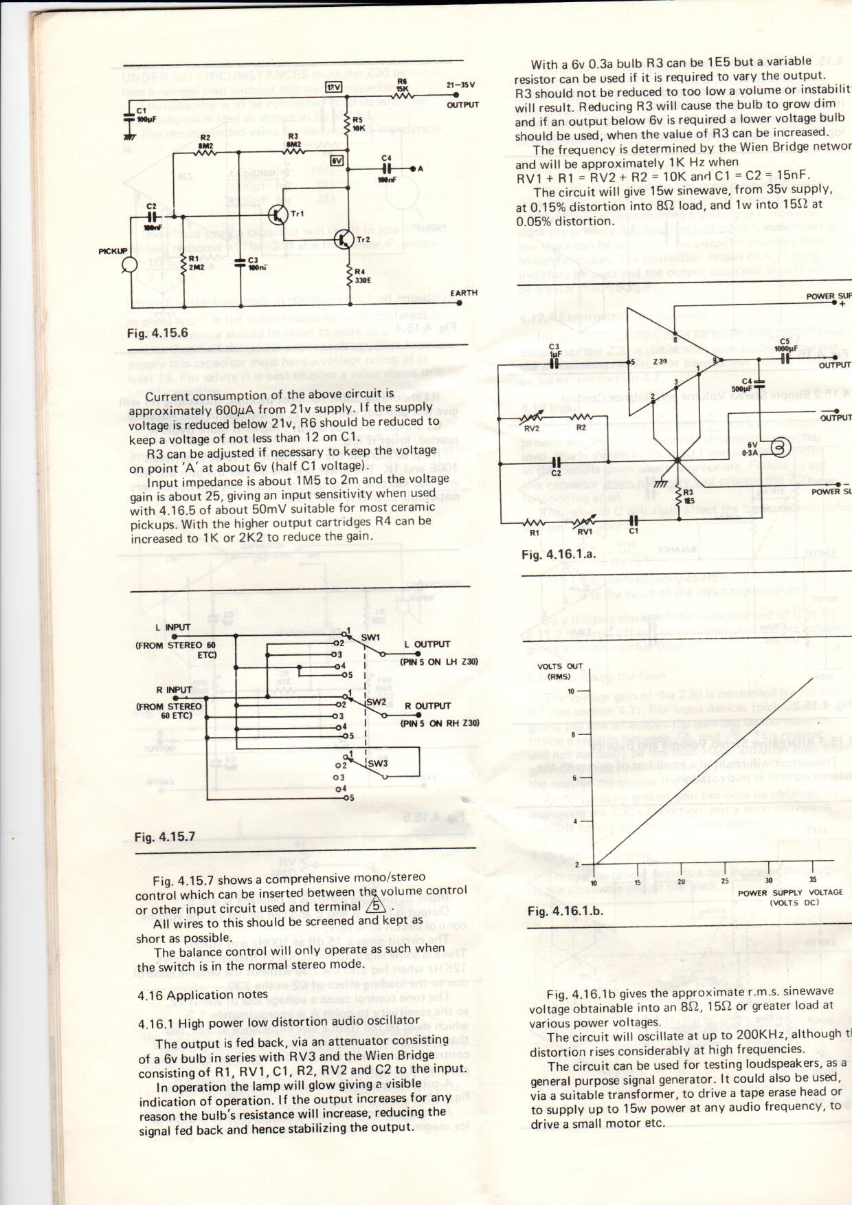 Sinclair Radionics Project 60 Manual: Contents